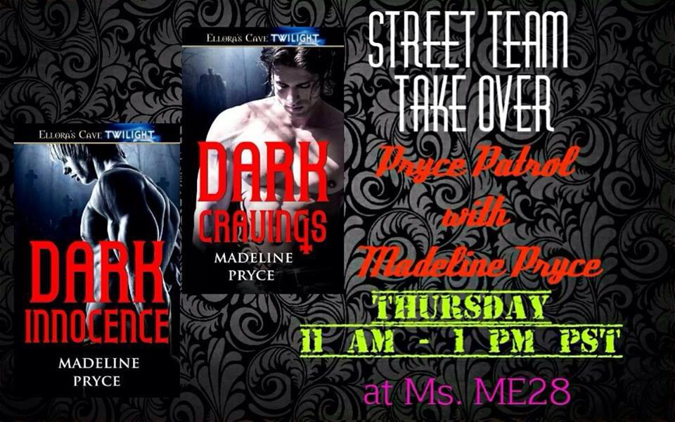 """Madeline Pryce's Street Team  the """"Pryce Patrol"""" is Taking Over"""