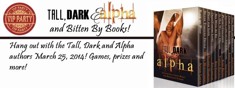 Tall, Dark and Alpha Release Party and Contest