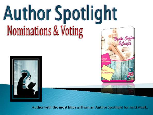 Author Spotlight N and V