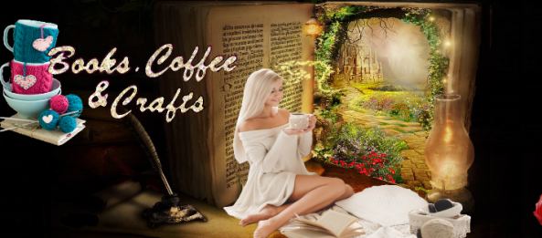 Books, Coffee, and Crafts News