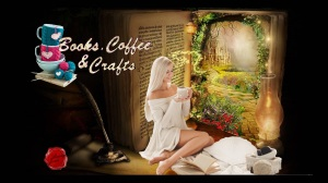 Books, Coffee, and Crafts cover page
