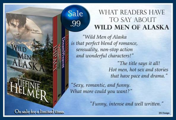 Wild Men of Alaska by Tiffinie Helmer