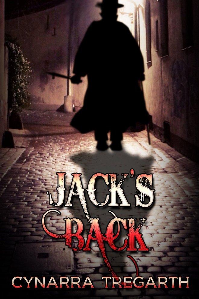 Jacks Cover Reveal of Backs by Cynnara Tregarth