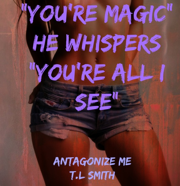 Antagonize Me by T.L. Smith