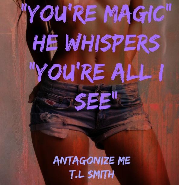 Antagonize Me by T.L. Smith