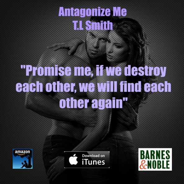 Antagonize Me by S.L. Smith