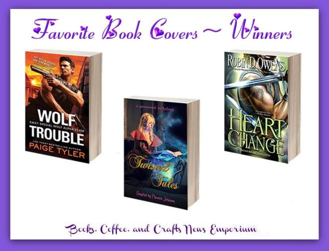 Favorite Book Covers June2015Winners