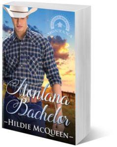 Montana Bachelor Print Book
