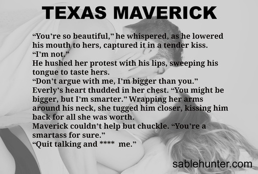 Texas Maverick Teaser