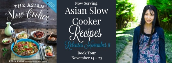 The Asian Slow Cooker Header