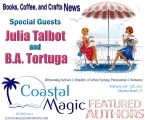 Special Guests - CMC Featured Authors Julia Talbot and B.A. Tortuga