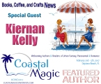 Special Guest CMCon2017 Featured Author Kiernan Kelly