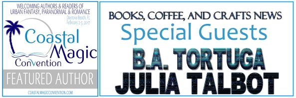 BCC News Special Guests B.A. Tortuga and Julia Talbot