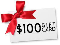 $100 Gift Card Giveaway Prize