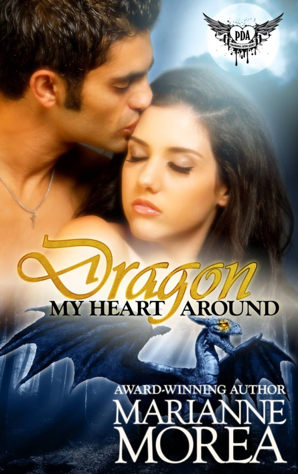 Dragon My Heart Around by Marianne Morea