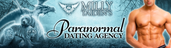 Milly Taiden's Paranormal Dating Agency