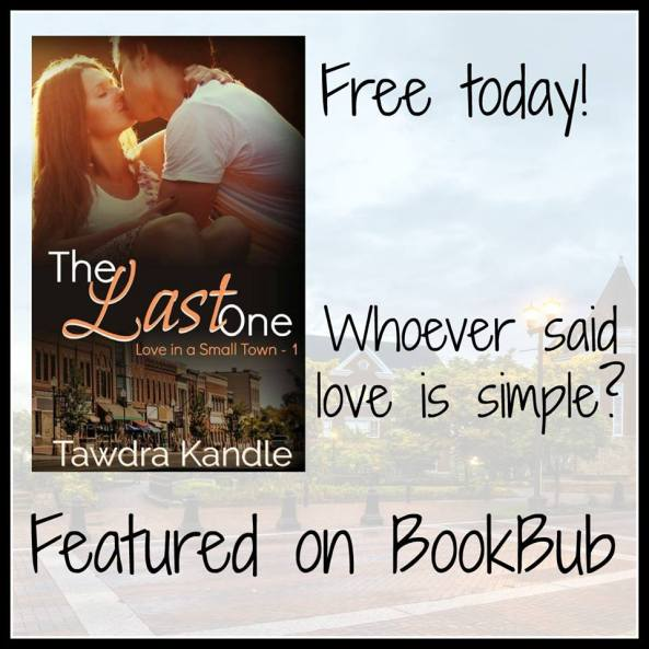 Free Today - The Last One by Tawdra Kandle