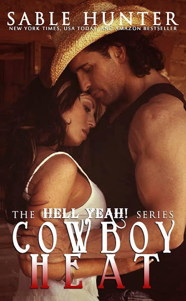 Cowboy Heat: Hell Yeah series by Sable Hunter