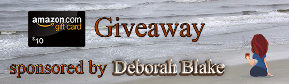 $10 Amazon Gift Card Giveaway by Deborah Blake