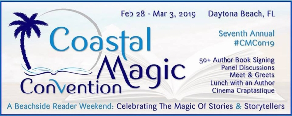Coastal Magic Convention 2019