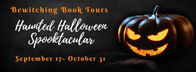 Bewitching Book Tours Haunted Halloween Spooktacular