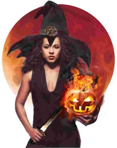 Halloween by Victoria