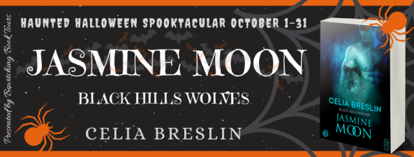 Halloween Spooktacular October 1 - 31, Jasmine Moon, Black Hills Wolves by Celia Breslin