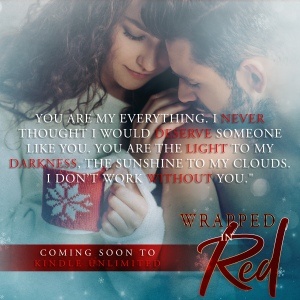 Teaser image for Wrapped In Red by S.A. Clayton